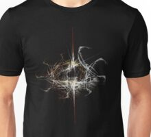 forming of a galaxy Unisex T-Shirt