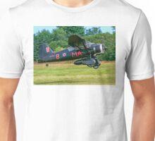 Westland Lysander IIIa V9367/MA-B G-AZWT Unisex T-Shirt