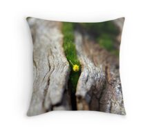 Pollen Throw Pillow