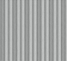 Resetting stuff since 1988... CTRL + ALT + DEL IBM PC, IT geeks (pattern version) by softwareguru
