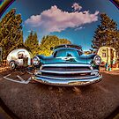 Teardrop Chevy by Steve Walser