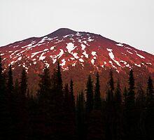 Mount Bachelor, Oregon by Christopher Barton