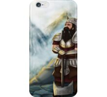 Aris the Dwarf iPhone Case/Skin