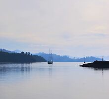 Peaceful by Erin-Louise Hickson