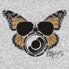 Butterbeat in Aviators by Schytso Designs