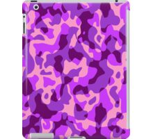 Pink Camouflage Army Military Pattern iPad Case/Skin