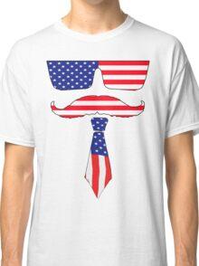 Cool classy  patriot  Classic T-Shirt