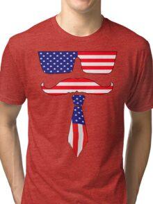 Cool classy  patriot  Tri-blend T-Shirt