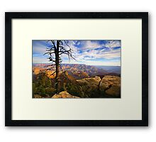"""The Grand View"" Framed Print"