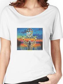 Spiritual Healing Women's Relaxed Fit T-Shirt
