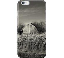 Dilapidated Barn iPhone Case/Skin