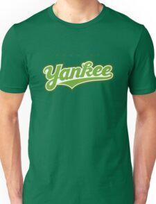 GenuineTee - Yankee(greenwhitegreen) Unisex T-Shirt