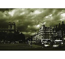 The City Green. Photographic Print