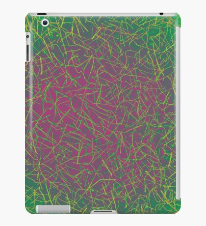 It's a Psychedelic World  iPad Case/Skin
