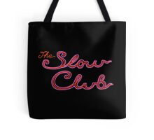 Blue Velvet - The Slow Club Tote Bag