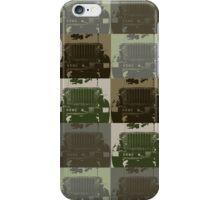 Jeep Camo iPhone Case/Skin