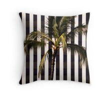 Tropical Design Throw Pillow