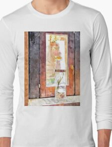 Hotel Sgroi: glass jar Long Sleeve T-Shirt