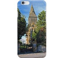 St Andrews church, Temple Grafton, Warwickshire iPhone Case/Skin