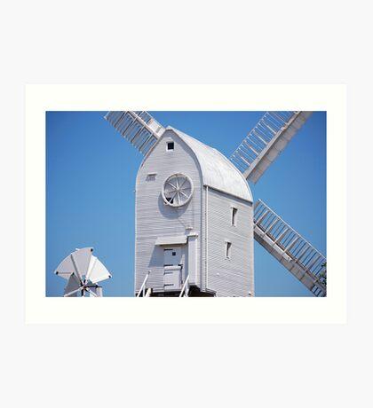 Jill Windmill Art Print