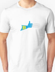 The wolf Like !!! Unisex T-Shirt