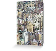 Living City Greeting Card