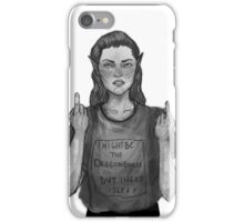 I need sleep even if I am the Dragonborn iPhone Case/Skin