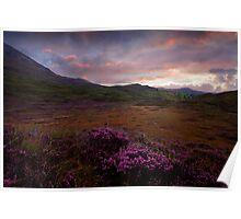 Morning Light - Isle of Skye Poster