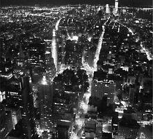 New York City by Katherine Bogle