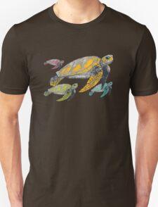four tortugas Unisex T-Shirt