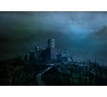 Castle of Vlad Photographic Print