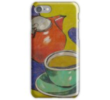 Tea for One iPhone Case/Skin