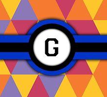 Monogram G by Bethany-Bailey