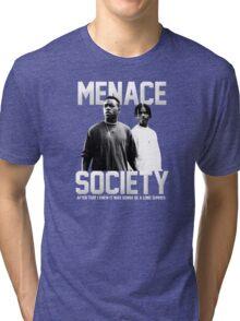 Larger Than Steven Seagal Tri-blend T-Shirt