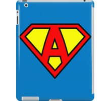 Super A iPad Case/Skin