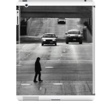 Trapped on the Street iPad Case/Skin