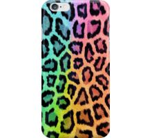 Fun Leopard Print iPhone Case/Skin