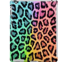 Fun Leopard Print iPad Case/Skin