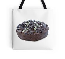 Chocolate Fudge Cake Tote Bag