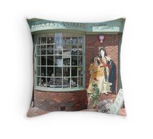 A Place of Antiquity Throw Pillow