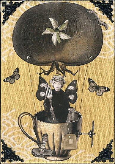 Snack Fairy by WinonaCookie