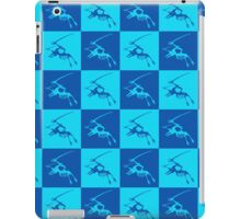 Dinos in Blue iPad Case/Skin