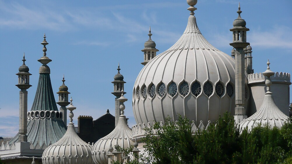 Domes & Minarets by pcimages