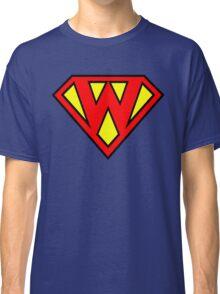 Super W Classic T-Shirt