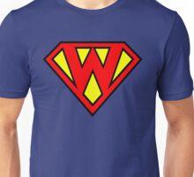 Super W Unisex T-Shirt