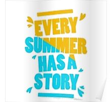Summer Story Poster