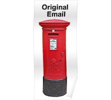 Postbox Original Email Poster