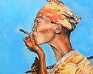 Just Smokin' by Sandra Gray