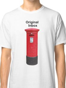 Postbox Original Inbox Classic T-Shirt