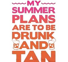 Drunk and Tan by TrendingShirts